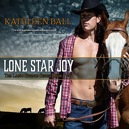 Lone Star Joy audiobook cover art