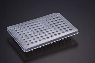 Extragene PCR Plate 96-Well, Half Skirt DNase and RNase Free (Pk x 10 Plates)