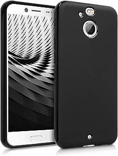 Funda protectora para HTC Desire 12 celular cover case TPU Mate metalizado bumper protección