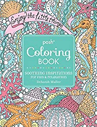 Posh Coloring Book Inspirations