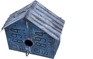BACKYARD EXPRESSIONS PATIO · HOME · GARDEN 913453 License Plate Outdoor Bird House
