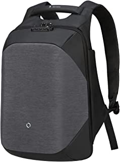 KORIN ClickPack - Anti Theft Travel Backpack Laptop Backpack 15.6 inch with USB Charging Port Large Capacity Waterproof TSA Travel