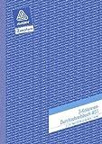 Avery Zweckform© 451 Kolonnen-Durchschreibbuch, DIN A4, 3 Kolonnen, 2 x 50 Blatt, weiá