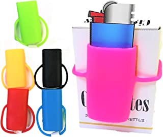 silicone lighter case