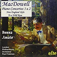 MacDowell: Piano Concertos Nos. 1 & 2 by Donna Amato (2008-01-08)
