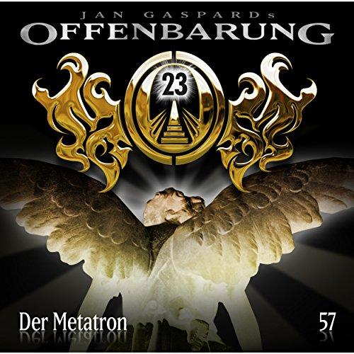 Der Metatron (Offenbarung 23, 57) Titelbild