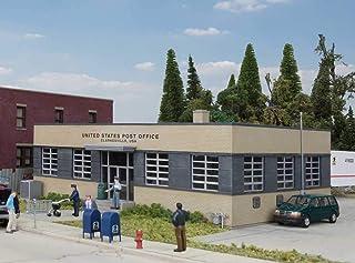 Walthers Cornerstone HO Scale Model Kit - Brick Post Office