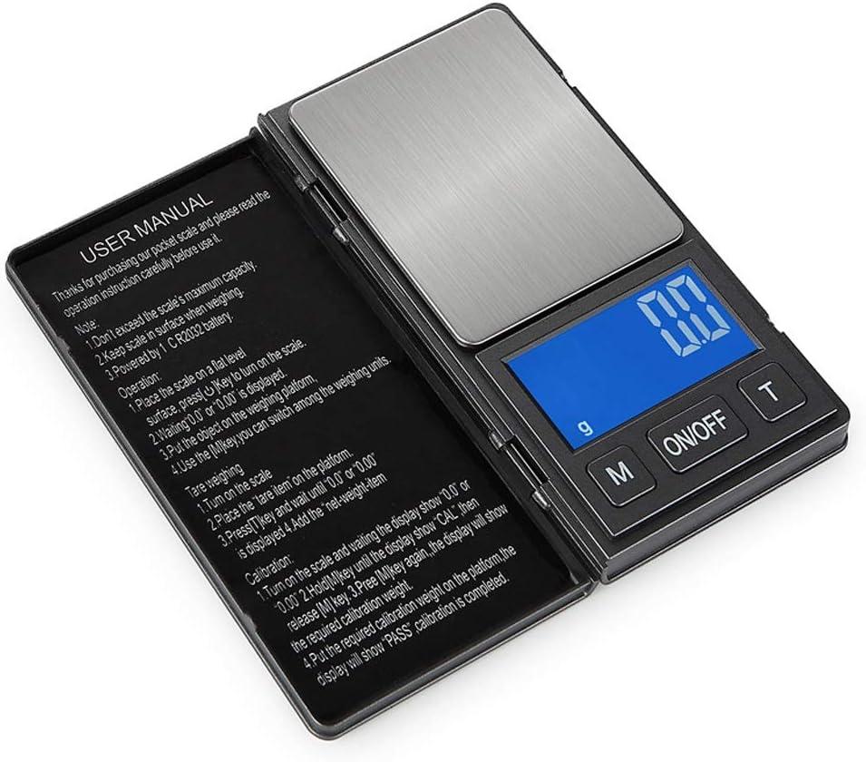 DCJLH Kitchen Scale Precision Digital Food Pocket Mini Ranking TOP12 Popular popular Je