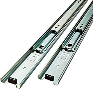 Liberty D80622C-ZP-W 22-Inch Ball Bearing Drawer Slides