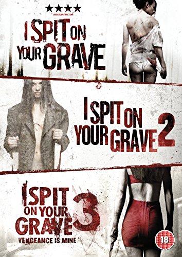 I Spit on Your Grave 1 & 2 & 3 (3 DVD) [Edizione: Regno Unito] [Import]