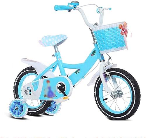 venta al por mayor barato Bicicletas HAIZHEN niñas, 12-14-16-18 Pulgadas con Ruedas de Entrenamiento para para para niñas de 3 a 8 años de Edad  Ahorre hasta un 70% de descuento.