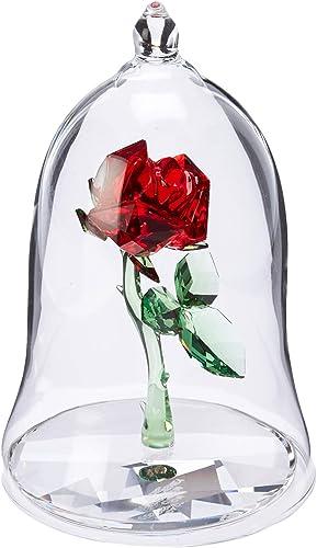 swarovski - rosa incantata