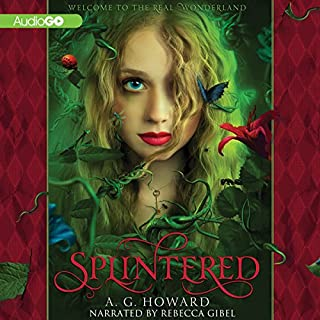 Splintered cover art
