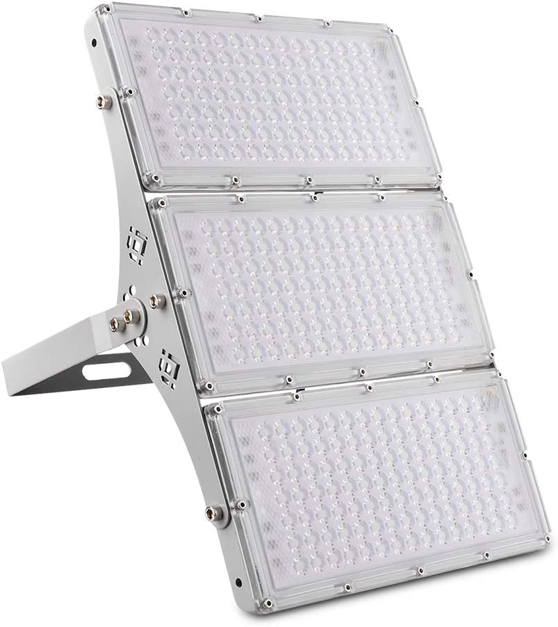 300W LED Flood Light, CHARON 24000LM Super Bright Outdoor Work S