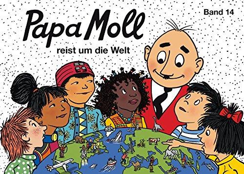 Jonas, Edith, Bd.14 : Papa Moll reist um die Welt