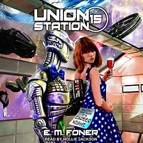 Career Night on Union Station audiobook cover art