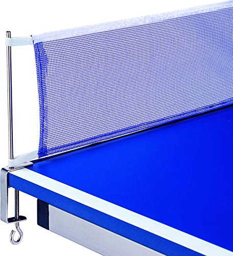 Kounga Unisex Giant Dragon Table Tennis Post And Net Set, Blu, Taglia Unica