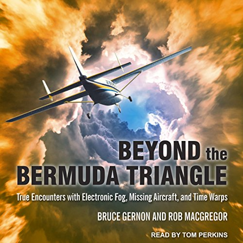 Beyond the Bermuda Triangle audiobook cover art