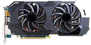 グラフィックファン グラフィックカードデスクトップPCフィットサファイアHD7950 3GBビデオカードGPUフィットAMD Radeon HD GDDR5グラフィックススクリーンカードPCコンピュータゲーム ゲームグラフィックカード