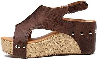 Deals Comfy Wedge Sandals