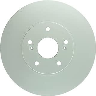 Bosch 26010733 QuietCast Premium Disc Brake Rotor For Acura: 2001-2003 CL, 2001-2006 MDX, 1999-2003 TL, 2004-2014 TSX; Honda: 2003-2012 Accord, 1999-2004 Odyssey, 2003-2008 Pilot ; Front