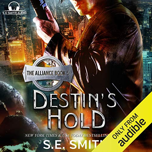 Destin's Hold audiobook cover art