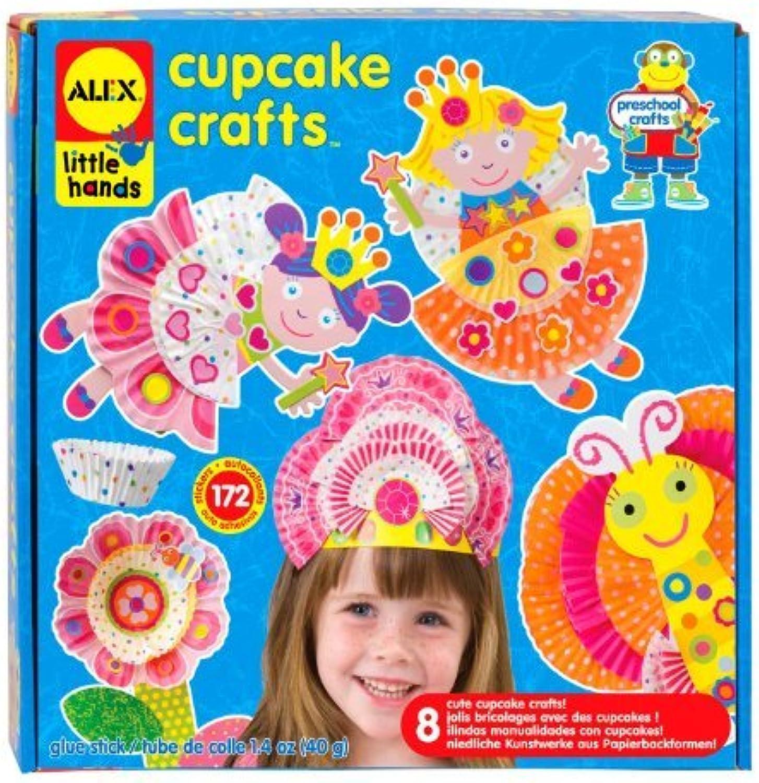 ALEX Toys Little Hands Cupcake Craft by ALEX Toys