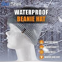 防水通気ビーニー帽 DH372-GR