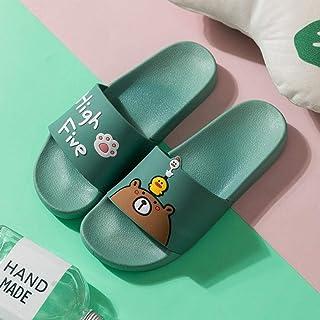 Sandals and slippers women summer slippers non-slip bathroom bathing home men and women