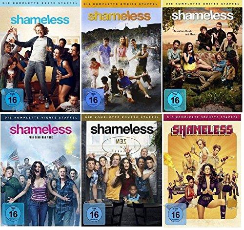 Shameless - Staffel 1-6