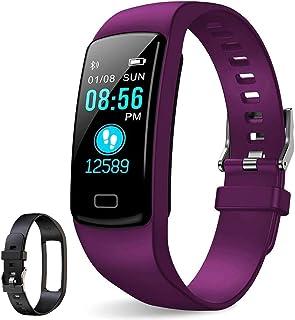 GetPlus Pulsera Inteligente Smartwatch Mujer y Hombre - Relo