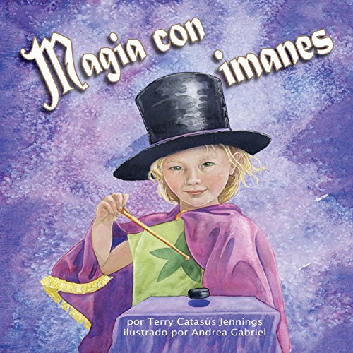Magia con imanes [Magnetic Magic] copertina