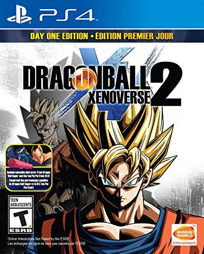 ( Usado ) Dragon Ball Xenoverse 2 - PS4
