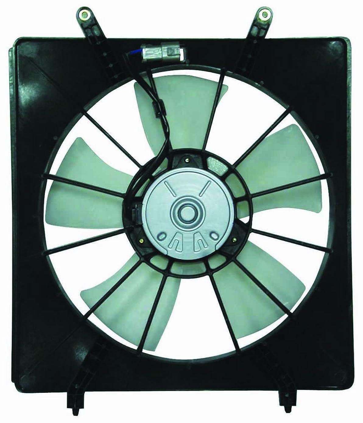 Depo 317-55026-100 Radiator Fan Assembly
