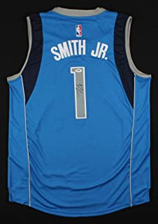 hot sale online 71cc4 4b9c6 Amazon.com: Dennis Smith Jr. - Clothing & Uniforms / Sports ...