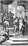 The Poster Corp Christ Before Pilate. /Ncopper Engraving