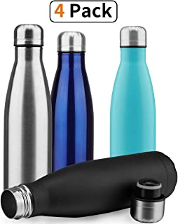 Best stainless steel water bottle set Reviews