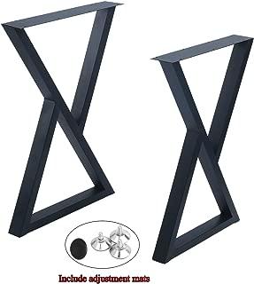 Best metal table legs dining Reviews