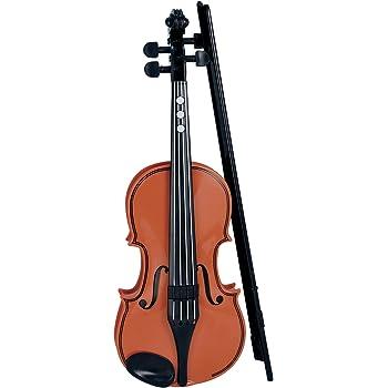 Bontempi Violino Elettronico, Colore Marrone, 29 4340, ModelliColori Assortiti, 1 Pezzo