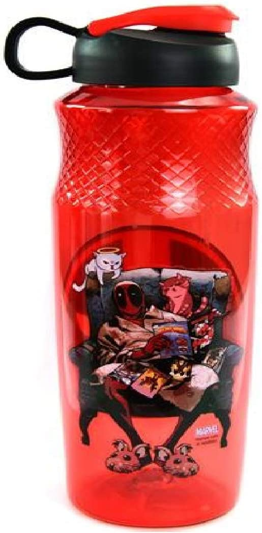 4SGM Deadpool 30 oz Sullivan Max 44% OFF Luxury Bottle Water Small Multicolor