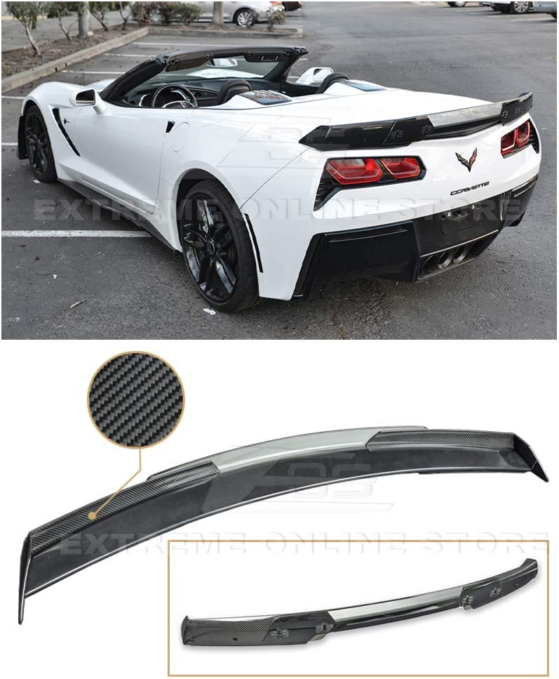 Replacement For 2014-2019 Max 87% OFF Chevrolet Corvette Stage 3 C7 Rear Z06 El Paso Mall