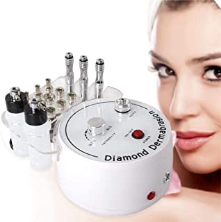 Schoonheidsapparaat, Desktop 3-in-1 Dermabrasie-instrument Diamant Micro Gesneden Huidverjonging Diepe reiniging en mee-et...