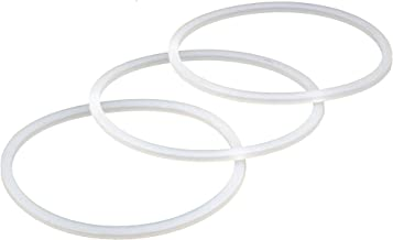 (Wide Mouth, Seals) - County Line Kitchen Flip Cap Lid Replacement Seals, Wide Mouth, 3 Pack