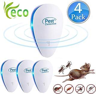 Repellente Ultrasuoni,Pest Control Repeller Plug in Uso