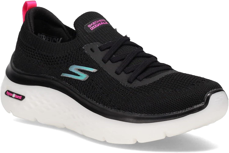 Skechers Women's Go Hyper Walking Ranking TOP12 Sale special price Sneaker Burst-Moon