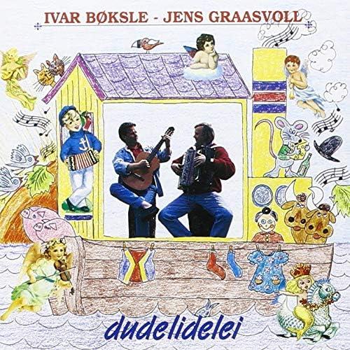 Jens Graasvoll & Ivar Bøksle