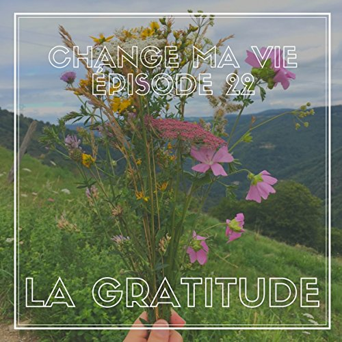La gratitude audiobook cover art