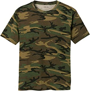 Joe`s USA Camoflauge T-Shirts- Camo Tees in 6 Colors and Sizes S-4XL