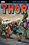 Thor Epic Collection: The God Of Thunder (Journey Into Mystery (1952-1966))