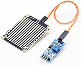 HaoYiShang Rain Sensor Module Humidity Raindrop Weather Detection Module For Arduino